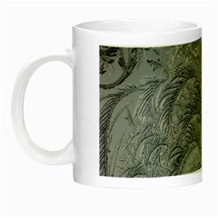 Abstract Art Decoration Design Night Luminous Mugs