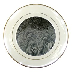 Abstract Art Decoration Design Porcelain Plates