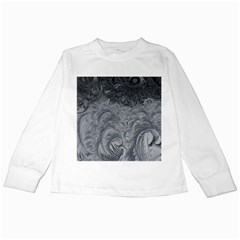 Abstract Art Decoration Design Kids Long Sleeve T Shirts