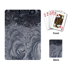 Abstract Art Decoration Design Playing Card