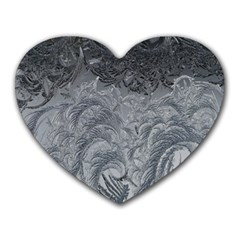 Abstract Art Decoration Design Heart Mousepads