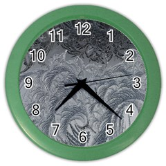 Abstract Art Decoration Design Color Wall Clocks