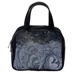 Abstract Art Decoration Design Classic Handbags (one Side)