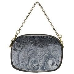 Abstract Art Decoration Design Chain Purses (one Side)