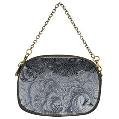 Abstract Art Decoration Design Chain Purses (two Sides)