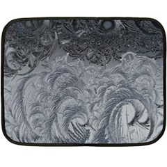 Abstract Art Decoration Design Double Sided Fleece Blanket (mini)