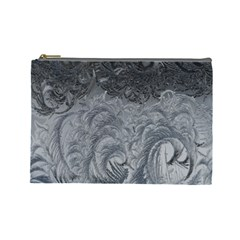 Abstract Art Decoration Design Cosmetic Bag (large)