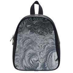 Abstract Art Decoration Design School Bag (small)