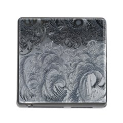 Abstract Art Decoration Design Memory Card Reader (square)