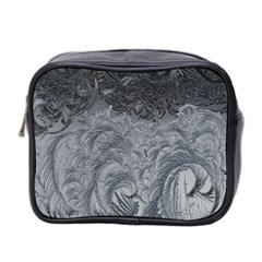 Abstract Art Decoration Design Mini Toiletries Bag 2 Side