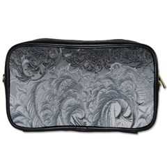 Abstract Art Decoration Design Toiletries Bags 2 Side