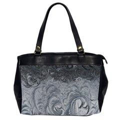 Abstract Art Decoration Design Office Handbags (2 Sides)