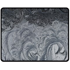 Abstract Art Decoration Design Fleece Blanket (medium)