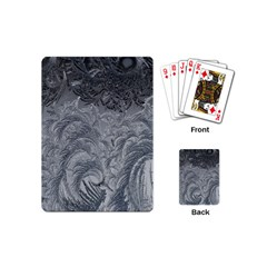 Abstract Art Decoration Design Playing Cards (mini)