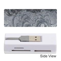 Abstract Art Decoration Design Memory Card Reader (stick)