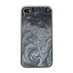 Abstract Art Decoration Design Apple Iphone 4 Case (clear)