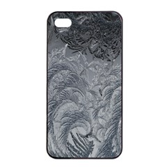 Abstract Art Decoration Design Apple Iphone 4/4s Seamless Case (black)