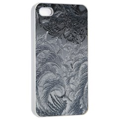 Abstract Art Decoration Design Apple Iphone 4/4s Seamless Case (white)