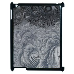 Abstract Art Decoration Design Apple Ipad 2 Case (black)