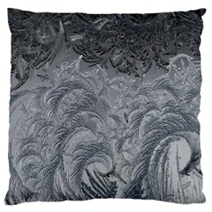 Abstract Art Decoration Design Large Cushion Case (one Side)