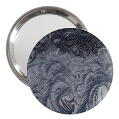 Abstract Art Decoration Design 3  Handbag Mirrors