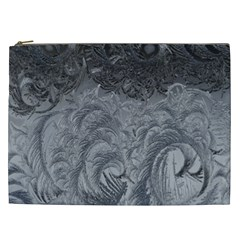 Abstract Art Decoration Design Cosmetic Bag (xxl)
