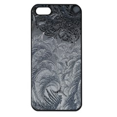 Abstract Art Decoration Design Apple Iphone 5 Seamless Case (black)