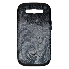 Abstract Art Decoration Design Samsung Galaxy S Iii Hardshell Case (pc+silicone)