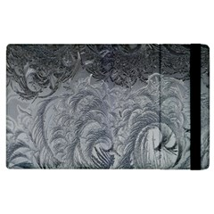 Abstract Art Decoration Design Apple Ipad 2 Flip Case