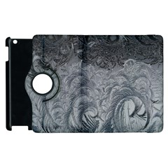 Abstract Art Decoration Design Apple Ipad 3/4 Flip 360 Case