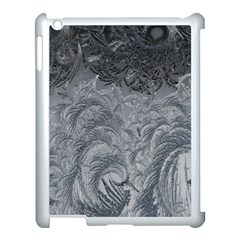 Abstract Art Decoration Design Apple Ipad 3/4 Case (white)