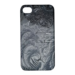 Abstract Art Decoration Design Apple Iphone 4/4s Hardshell Case With Stand