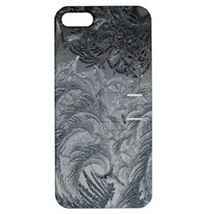 Abstract Art Decoration Design Apple Iphone 5 Hardshell Case With Stand