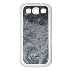 Abstract Art Decoration Design Samsung Galaxy S3 Back Case (white)