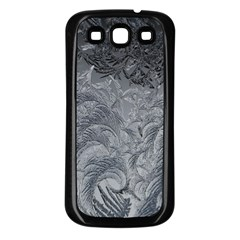 Abstract Art Decoration Design Samsung Galaxy S3 Back Case (black)
