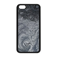 Abstract Art Decoration Design Apple Iphone 5c Seamless Case (black)