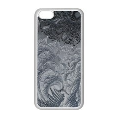 Abstract Art Decoration Design Apple Iphone 5c Seamless Case (white)