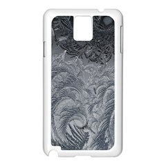Abstract Art Decoration Design Samsung Galaxy Note 3 N9005 Case (white)