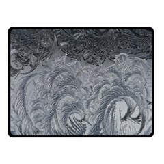 Abstract Art Decoration Design Double Sided Fleece Blanket (small)