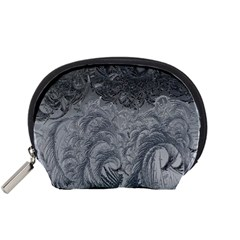 Abstract Art Decoration Design Accessory Pouches (small)