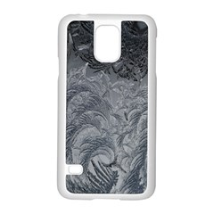Abstract Art Decoration Design Samsung Galaxy S5 Case (white)