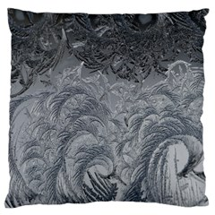 Abstract Art Decoration Design Standard Flano Cushion Case (one Side)