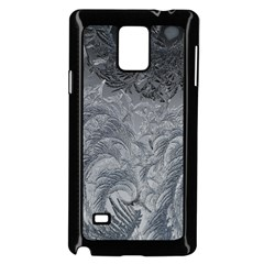 Abstract Art Decoration Design Samsung Galaxy Note 4 Case (black)