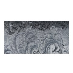Abstract Art Decoration Design Satin Wrap