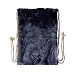 Abstract Art Decoration Design Drawstring Bag (small)