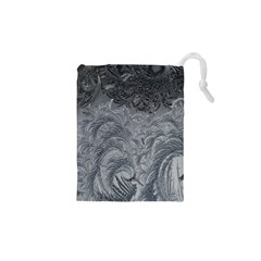 Abstract Art Decoration Design Drawstring Pouches (xs)