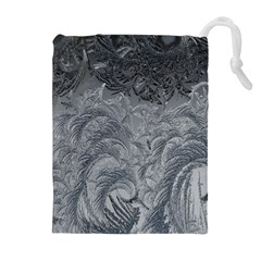 Abstract Art Decoration Design Drawstring Pouches (extra Large)