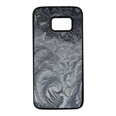 Abstract Art Decoration Design Samsung Galaxy S7 Black Seamless Case
