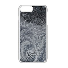 Abstract Art Decoration Design Apple Iphone 7 Plus Seamless Case (white)