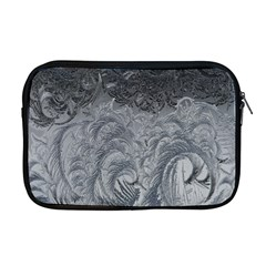Abstract Art Decoration Design Apple Macbook Pro 17  Zipper Case